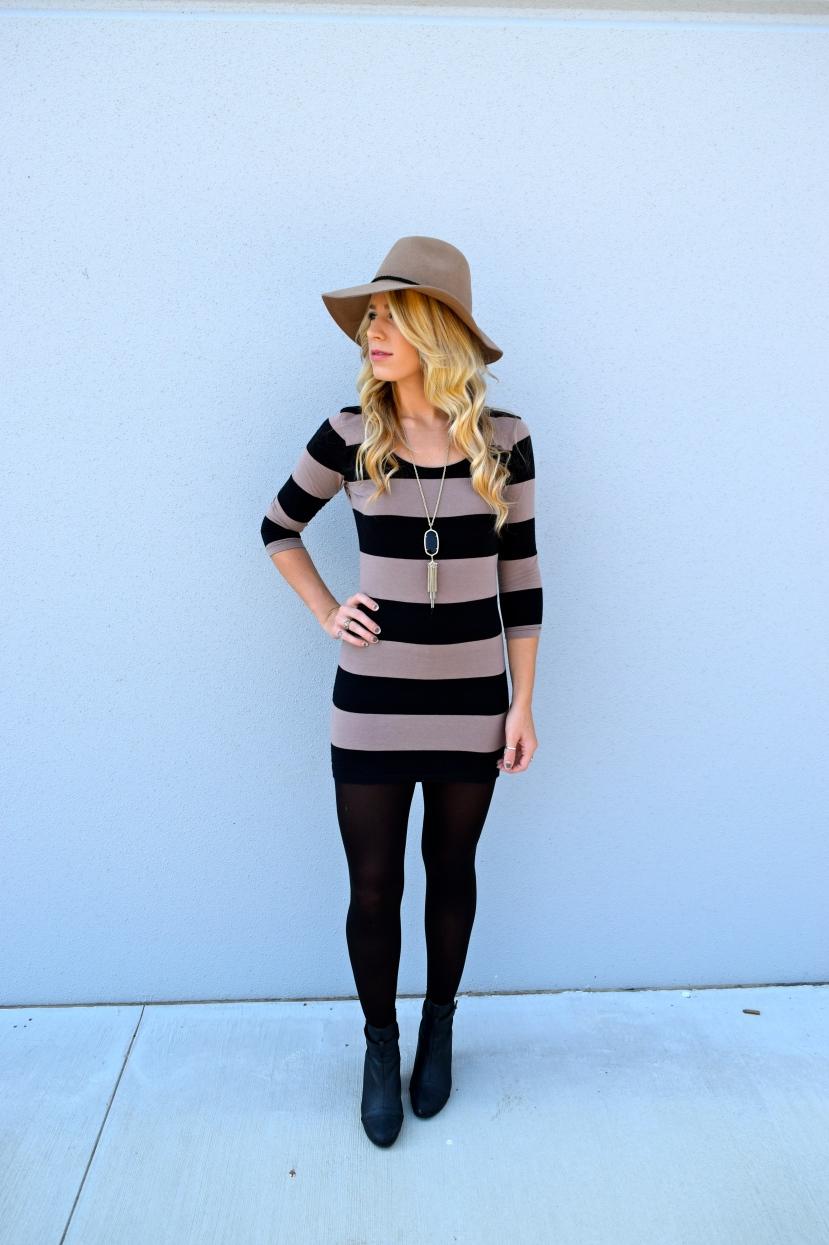 Dressing Up Stripes