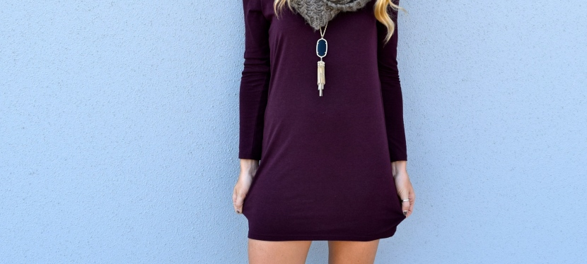 The Ultimate Fall Dress
