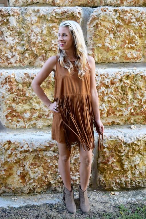 fringe dress 3