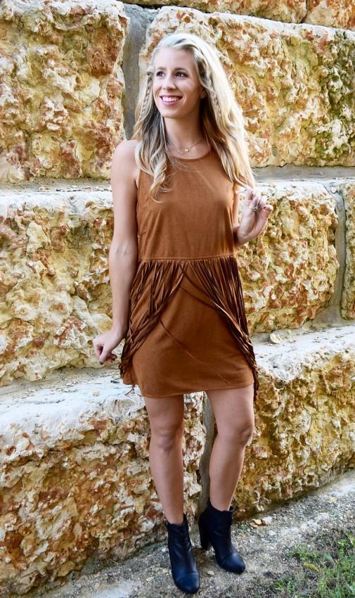 fringe dress 6