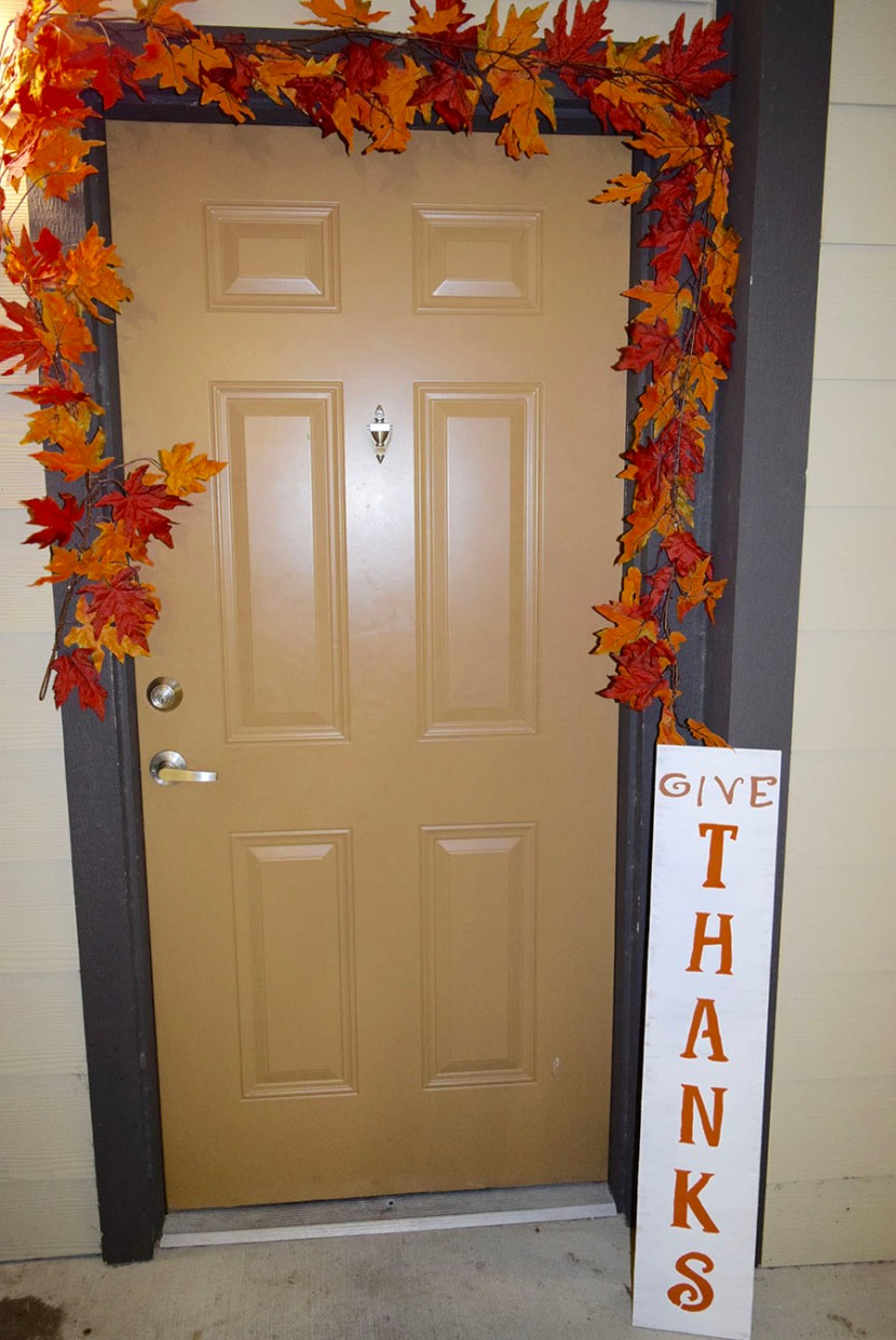 Give Thanks DIYProject