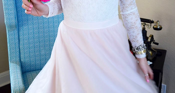 Blush & Lace