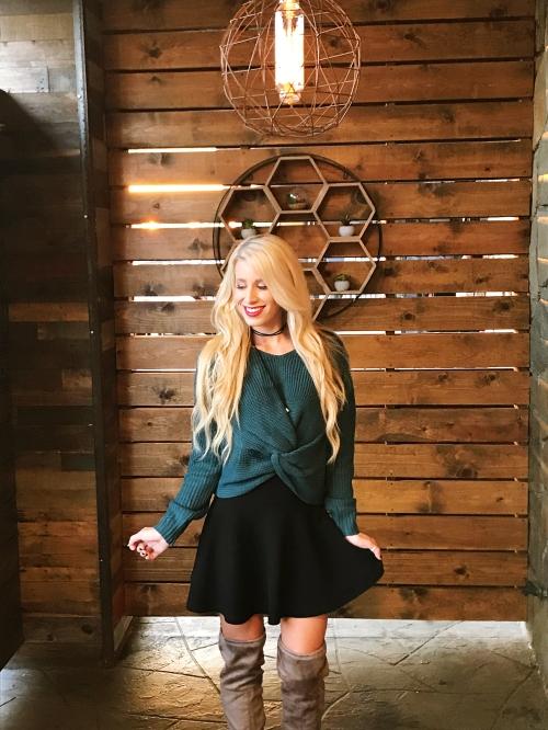 tiesweater