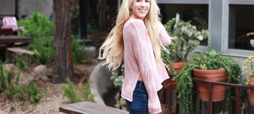 One Sweater, Styled FourWays